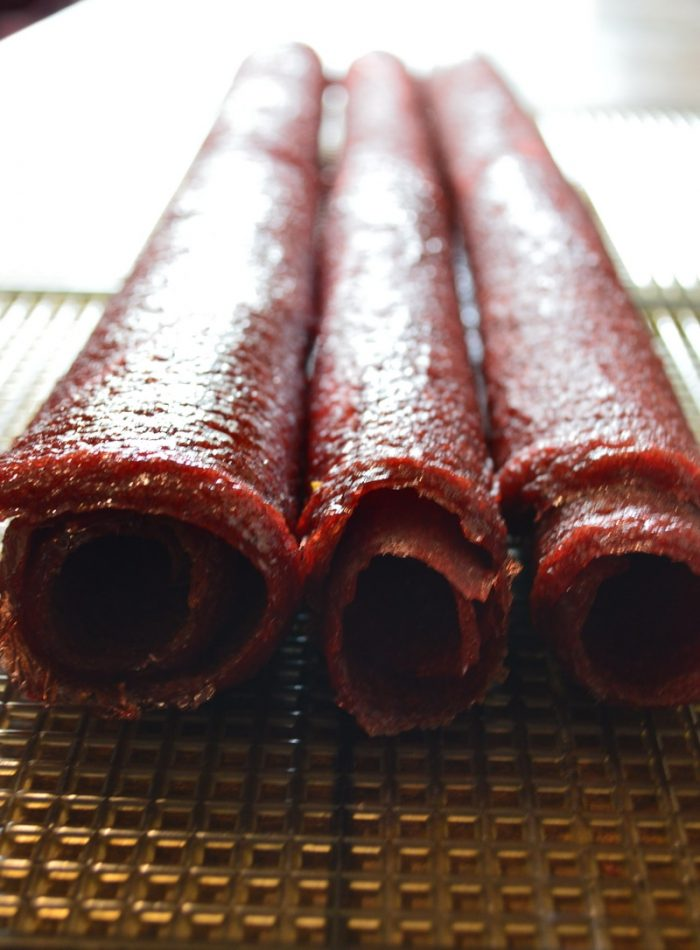How to Make Crabapple Fruit Leather