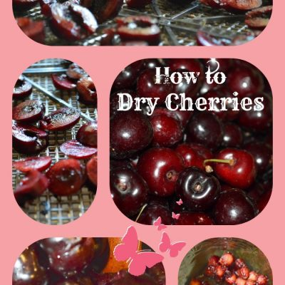 When your life is a box of cherries try this!