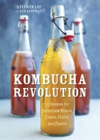 Kick apathy to the curb, with Kombucha Revolution