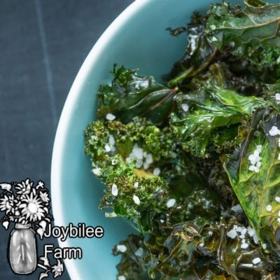 How to Make Kale Chips in 3 Flavors