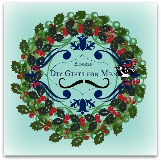 A dozen diy christmas gifts for men joybilee farm diy for Gardening gifts for men