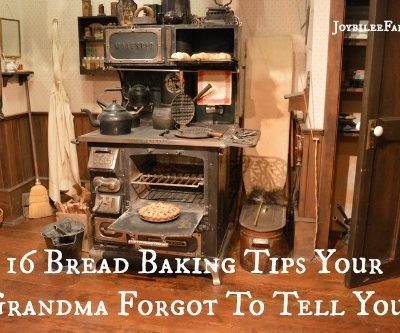 16 Bread Baking Tips Your Grandma Forgot To Tell You