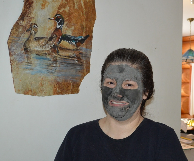 Dead Sea Mud pack