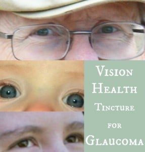 Natural Remedies for glaucoma and other vision problems