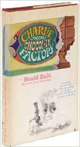Favorite Read Alouds: Charlie and the Chocolate Factory