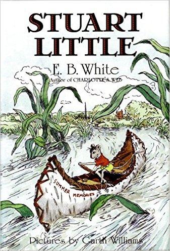 Stuart Little - a reading aloud favourite