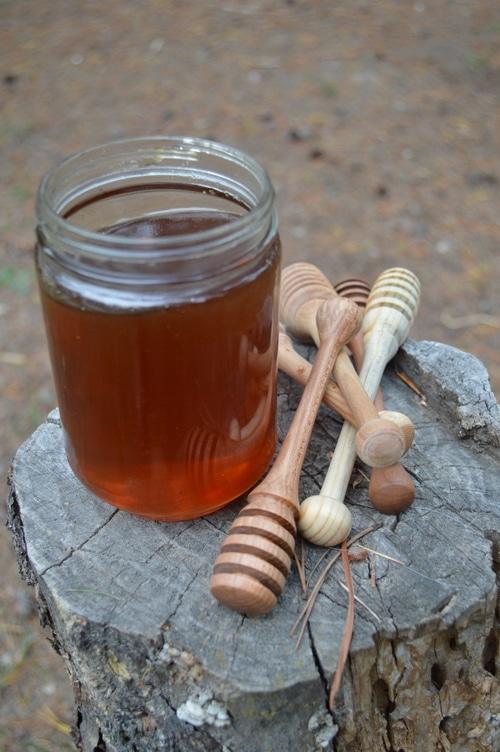 Kefir and Honey Granola Recipe