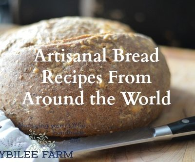 Artisanal Bread Recipes From Around the World