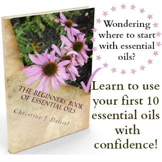 The Beginners book of Essential Oils