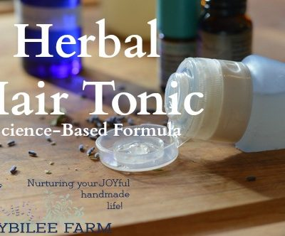 Herbal Hair Tonic that Really Works