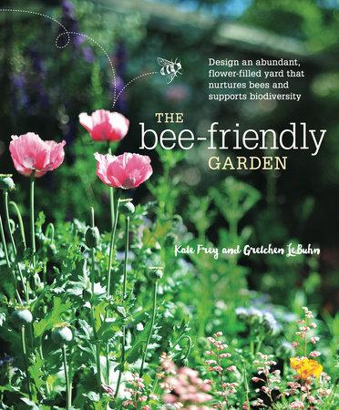 the bee-friendly garden book cover