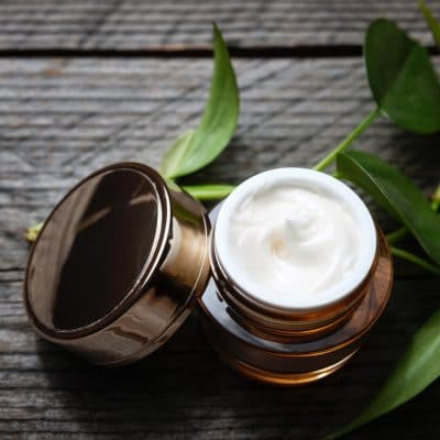 DIY Elderflower Eye Cream