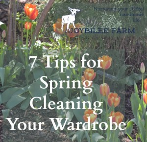 Spring brings new light into those dark closets. While you are spring cleaning your house remember to spring clean your closet. Move your sweaters into storage and bring your summer clothes into your closet. It's a little chilly yet, in the evenings but the sun is definitely beginning to warm things up during the day. Here's some tips for spring cleaning your wardrobe, getting your clothing ready for the change in the seasons. and updating those summer garments to give them new life.