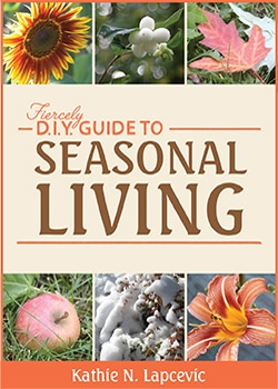 Fiercely DIY Guide to Seasonal Living book cover