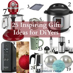 25 Inspiring Gift Ideas for DiYers