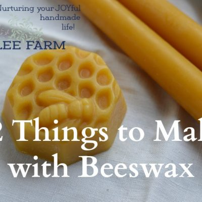 42 Things to Make with Beeswax