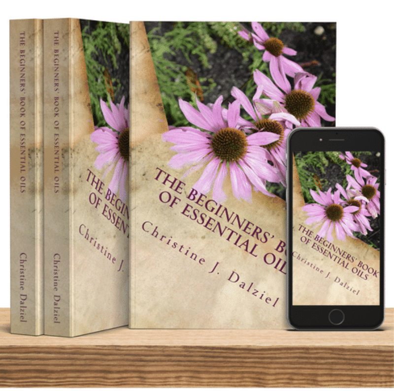 The Beginner Book of Essential Oils by Christine Dalziel