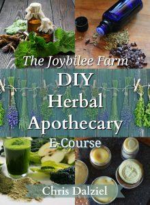 DIY Herbal Apothecary E-Course