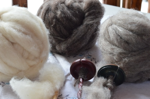 How to Wash Wool For Hand Spinning, Felting, and Fiber Arts