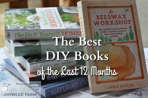 The Best DIY Books of the Last 12 Months