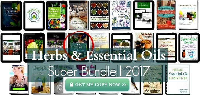 Herb and Essential Oils super bundle