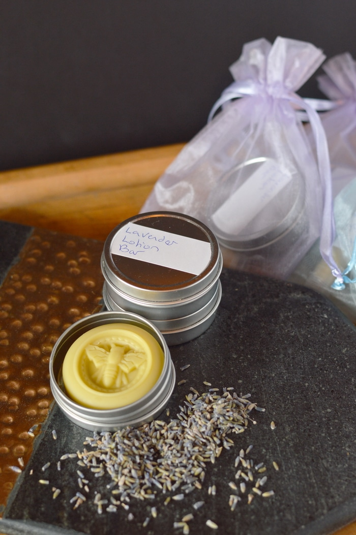 how to use lotion bars