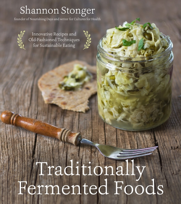 Book cover Traditionally Fermented Foods