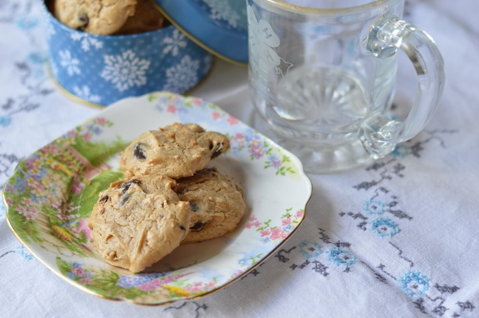 Gluten Free Chocolate Chip Cookies that will satisfy the craving