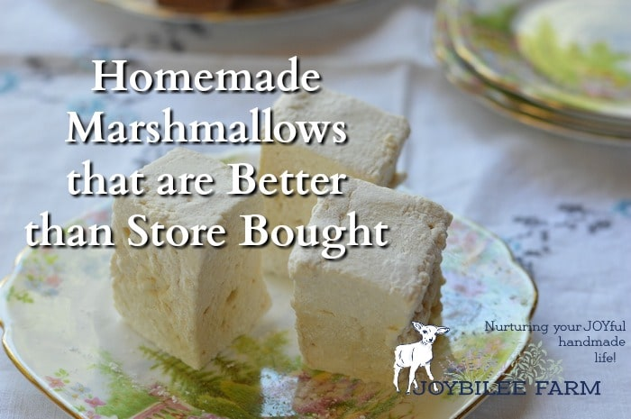 This is the basic recipe for herbal homemade marshmallows. Once you understand the formula you'll be able to be creative with your marshmallow recipes. Making homemade marshmallows is a skill that will make the other moms jealous.