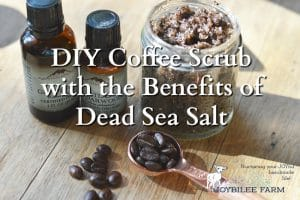 DIY Coffee Scrub for Smoother Skin