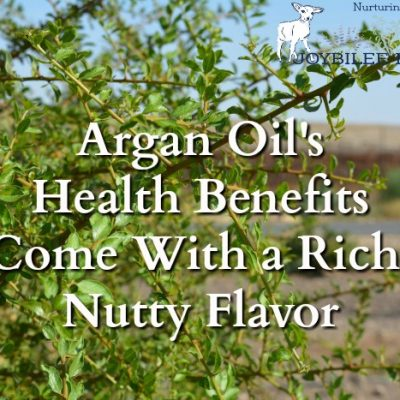 Argan Oil Health Benefits Come With a Rich, Nutty Flavor