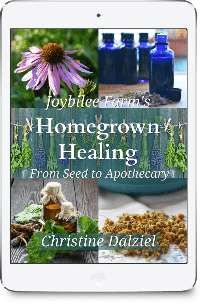 Homegrown Healing From Seed to Apothecary