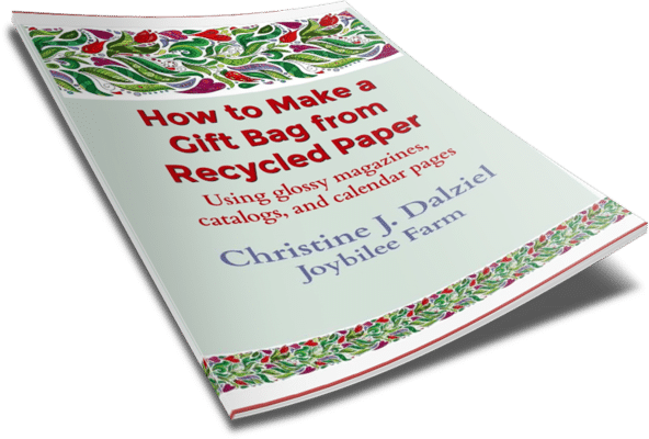 Learning how to make a gift bag that compliments your handmade gifts is easy and satisfying.