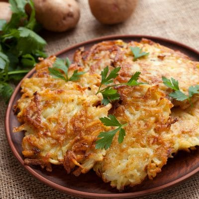 How to Make Potato Pancakes Like Grandma Used to Make