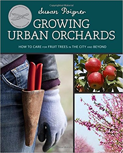 The book cover of Growing Urban Orchards