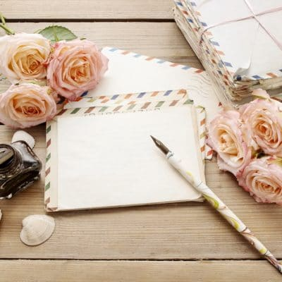 Handwritten Notes: Reviving a Lost Love Language