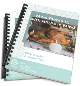 Free recipes and meal planning workshop