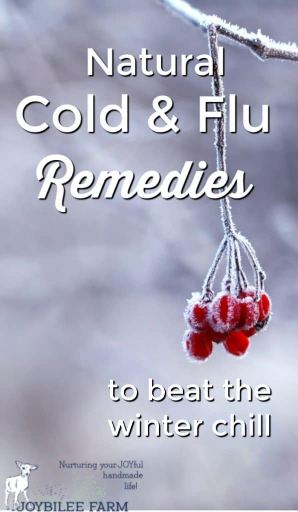 Natural cold and flu remedies can often be found in your kitchen and around the homestead. Learn to prevent and ease symptoms with these recipes.