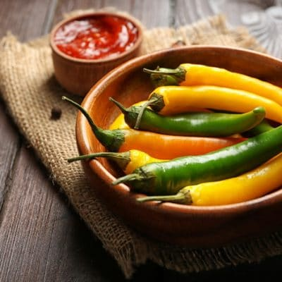 Fermented Hot Sauce Recipe From Garden-Fresh Hot Peppers