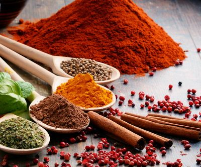 What if All You Had For Herbal Remedies Was Your Spice Cupboard?