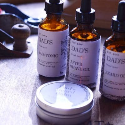 The Easiest DIY Beard Care Kit That Will Help Dad Look His Best