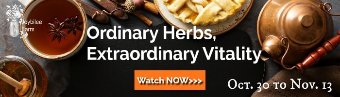 Ordinary Herbs for Extraordinary Vitality
