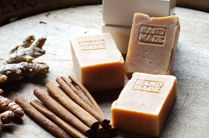 Skin-Nourishing Soap Making Natural Milk-Based Soaps