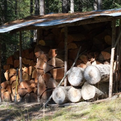 4 Best Firewood Storage Ideas to Keep Your Firewood Dry