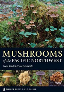 Mushrooms of the Pacific Northwest, best gifts for foragers