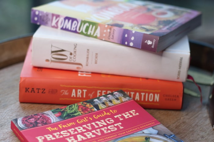 Books that teach fermentation
