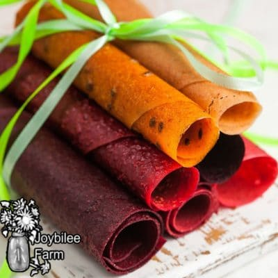 Easy Fruit Leather Recipe That Anyone Can Make