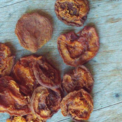 How to Make Dried Apricots for Winter Food Storage