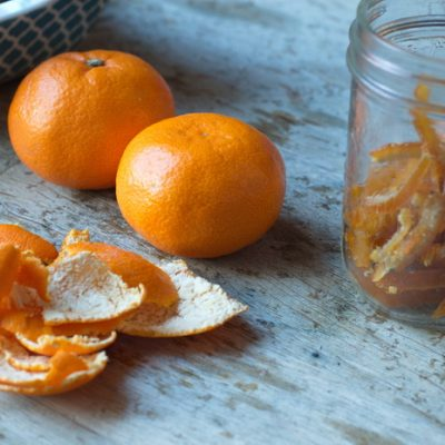Easy Candied Orange Peel Tastes Better Than Store Bought